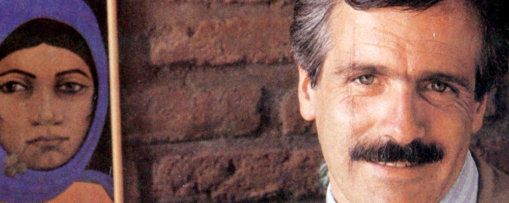 """Augusto Góngora    """"Un duro que se lo llora todo"""""""