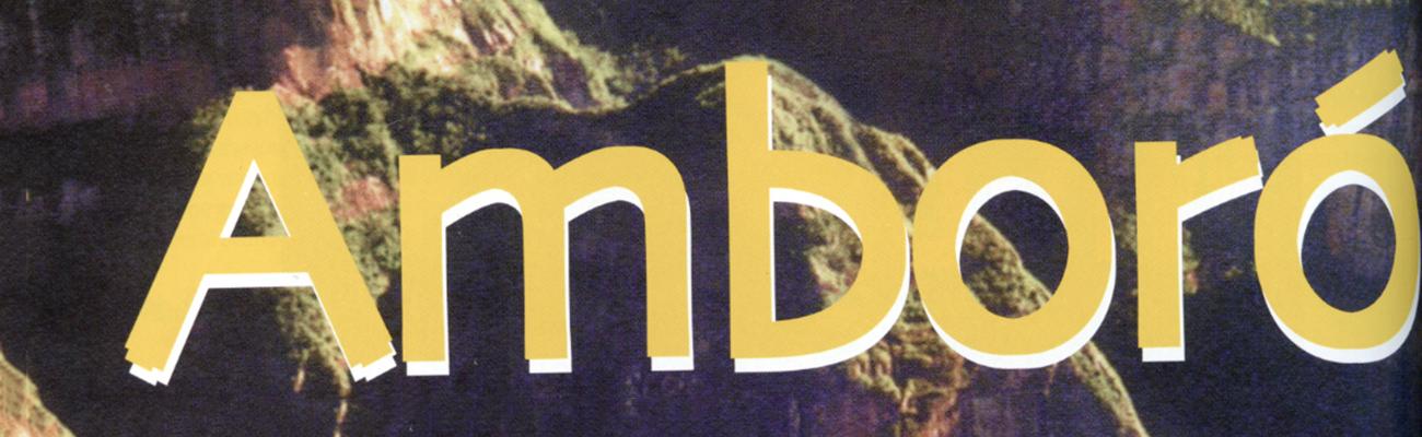 Amboró | Una Bolivia de cuento