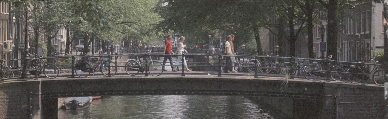 Ámsterdam, Holanda | Otro encanto de la burguesía