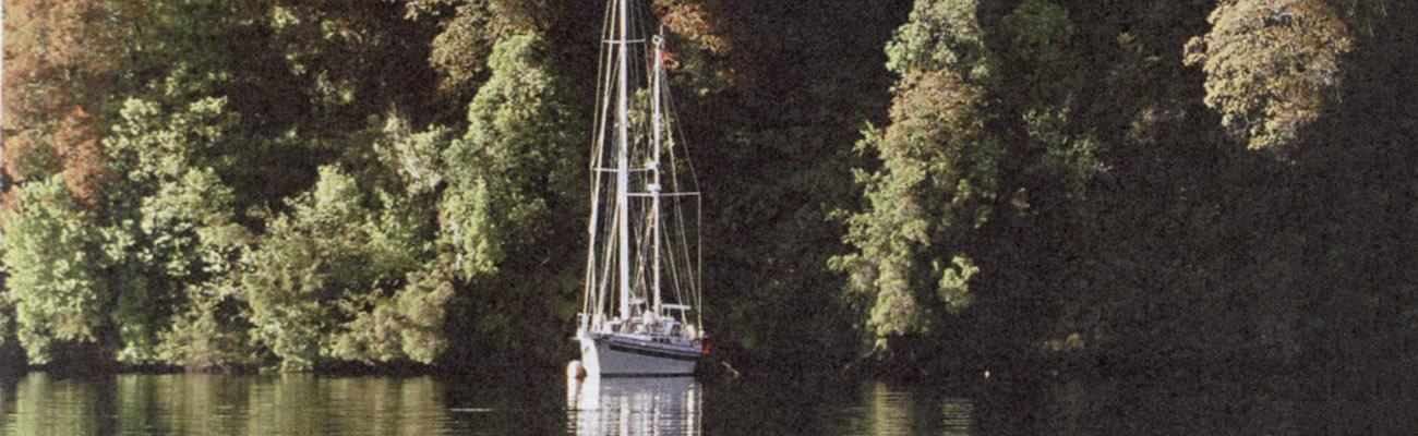 Ser nómadas en los canales