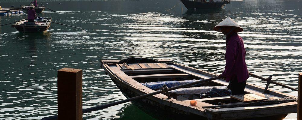 Bahía de Ha Long | La cordillera de los sueños