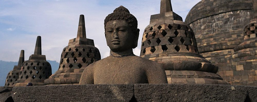 Borobudur | Machu Picchu en Oriente