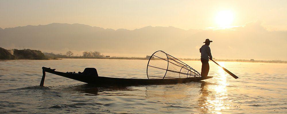 Inle, el lago de los extasiados