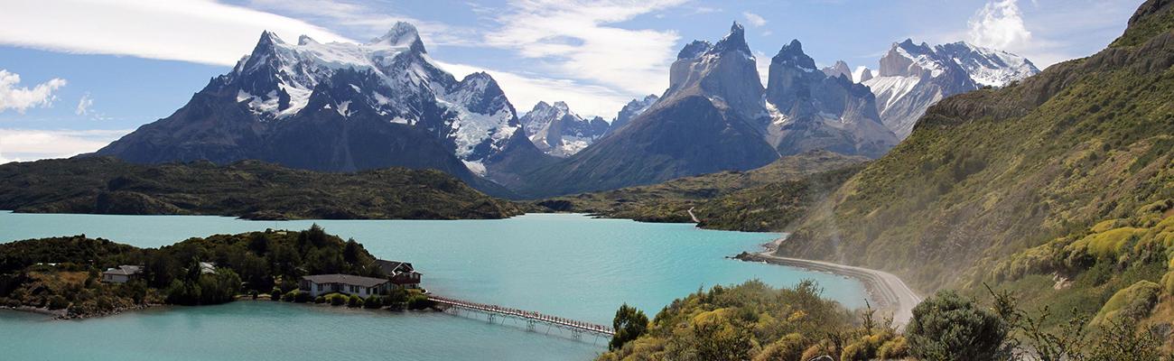 """Torres del Paine: """"Aquí se puede tocar a Dios"""""""