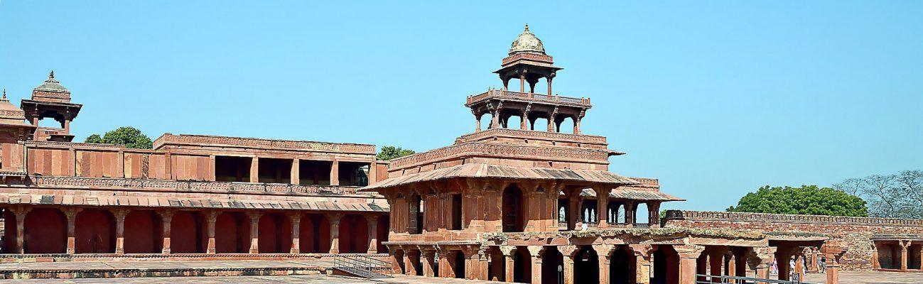 India   ¿Qué esconde Fatehpur Sikri?
