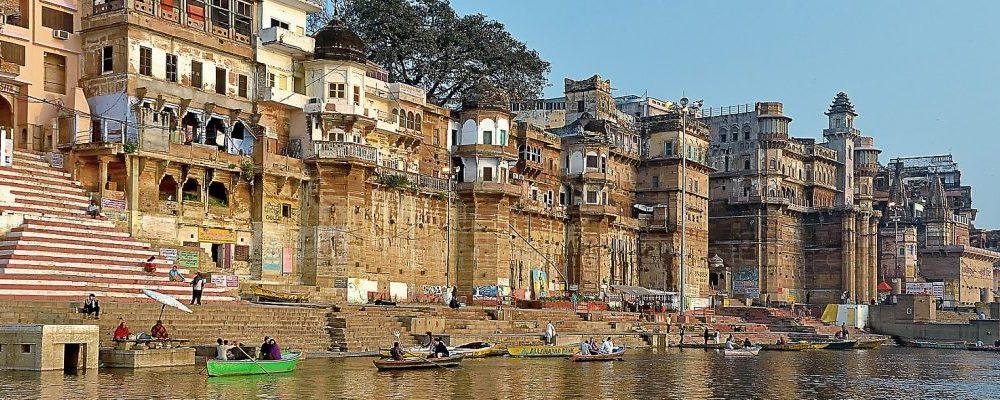 Ganges | Un viaje para morir sonriendo