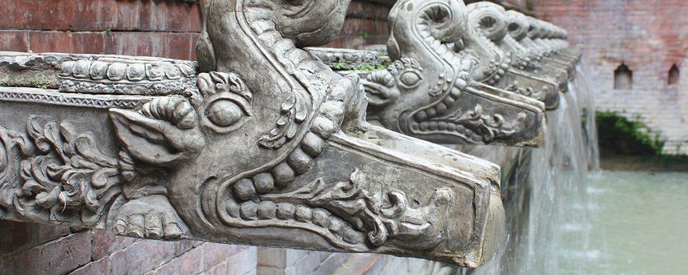 La intacta majestad del valle de Katmandú