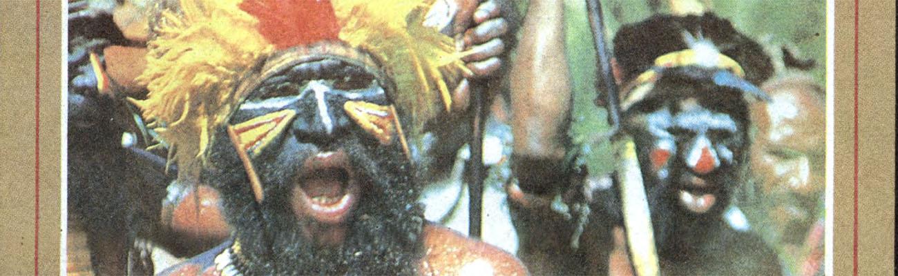 Papúa Nueva Guinea | De viaje por Perro Mundo