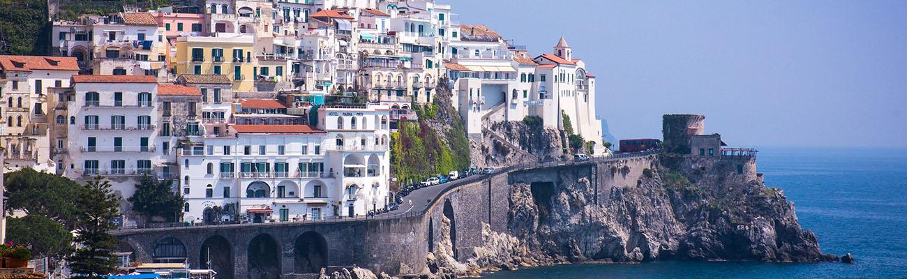 Costa Amalfitana | La ruta de las caricias