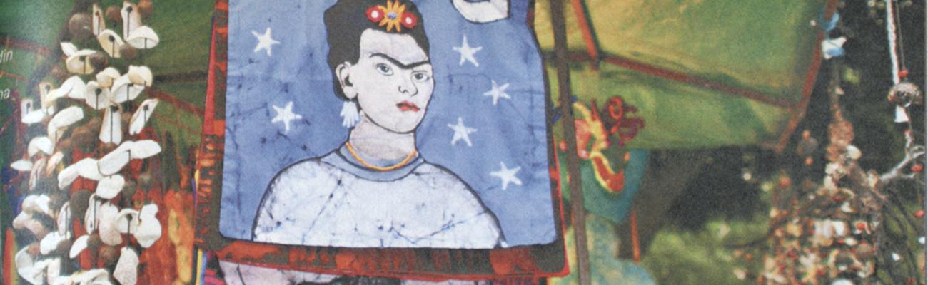 Frida Khalo en Coyoacán | 100 años de una tormenta