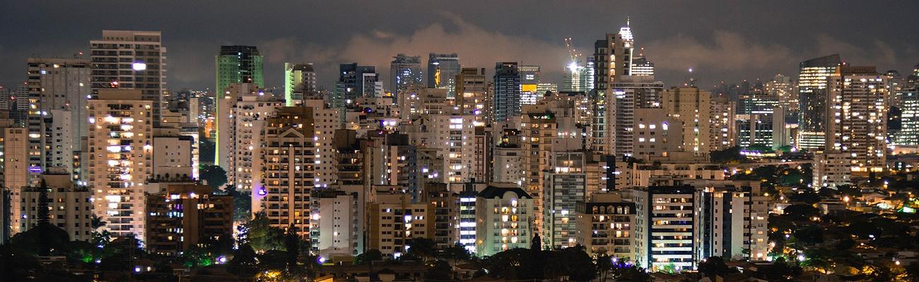 La doble vida de Sao Paulo