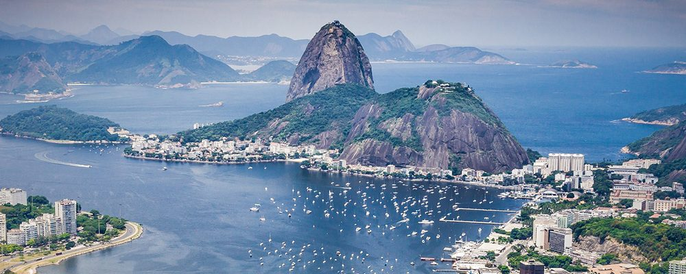 Río de Janeiro tierra adentro