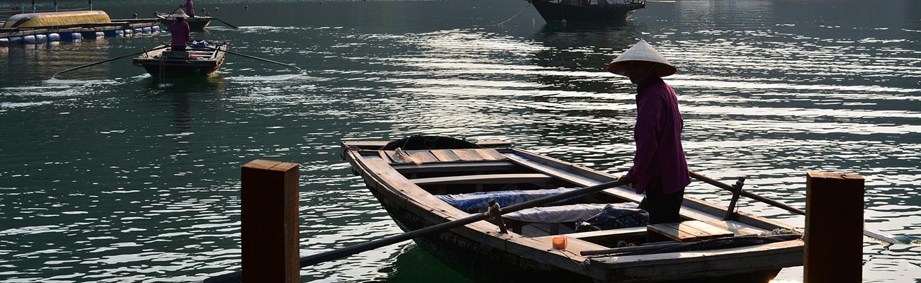 Bahía de Ha Long   La cordillera de los sueños