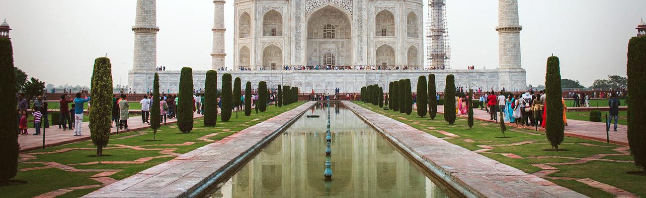Taj Mahal | Sublime rostro del islam