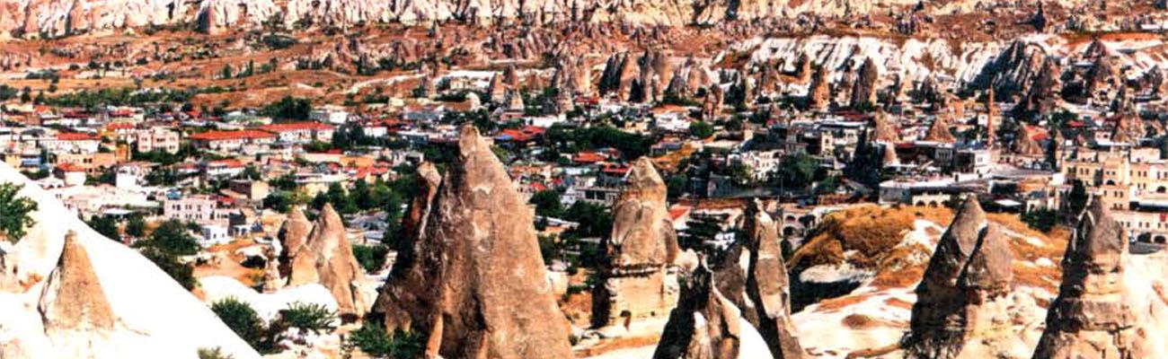 Capadocia, Turquía | El valle de las maravillas