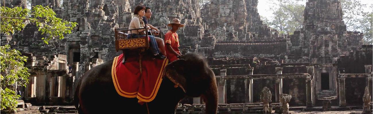 Angkor | Un reino de otros mundos