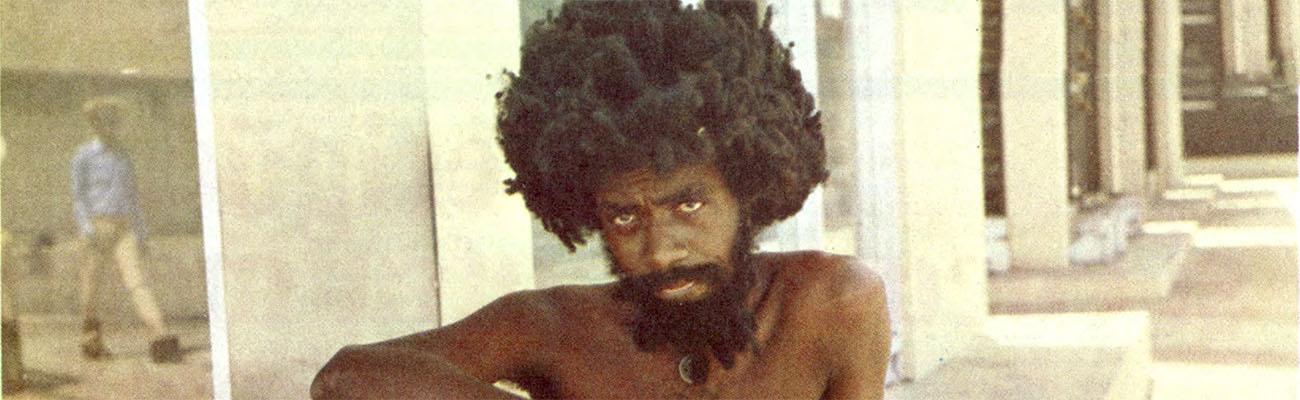 """Los """"rastas"""" de Jamaica"""