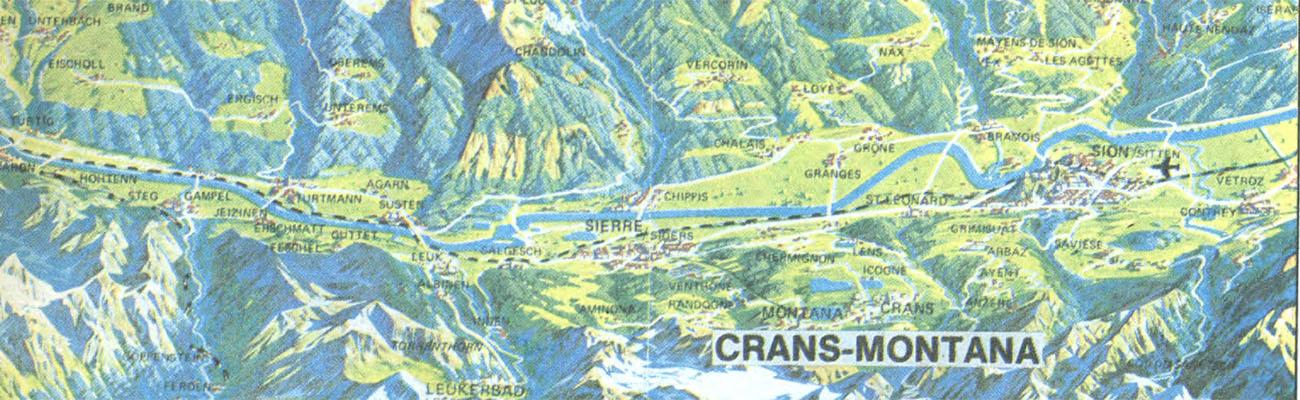 Suiza | Rally por la huella de Adán