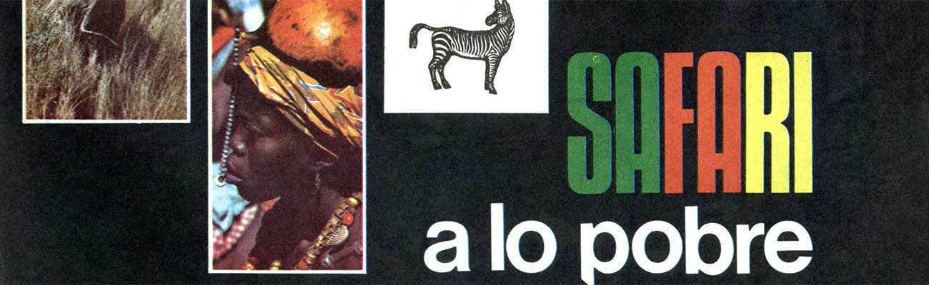 Safari a lo pobre